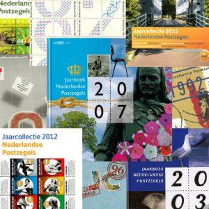 Jaarsets en jaarboeken