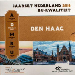 Nederland Euro muntsets BU & Proof