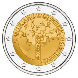 2 Euro herdenkingsmunten